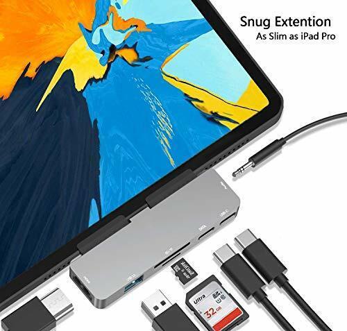 USB C Hub for iPad Pro 2018/2020/11