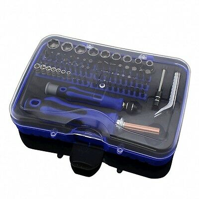 70 In 1 Multifunction Screw Driver Tool Set Kit Repair for Cell Phone PC Laptop