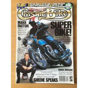 Classic Bike Magazine December 1996 (115) ASJ 350 Single Harley HR750 Honda CB75