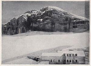 D2372-Il-monte-Boe-visto-dal-Rifugio-Stampa-d-039-epoca-1925-vintage-print