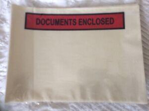 à Condition De Documents Enclosed A5 Imprimé Porte-monnaie X 100-afficher Le Titre D'origine Et D'Avoir Une Longue Vie.