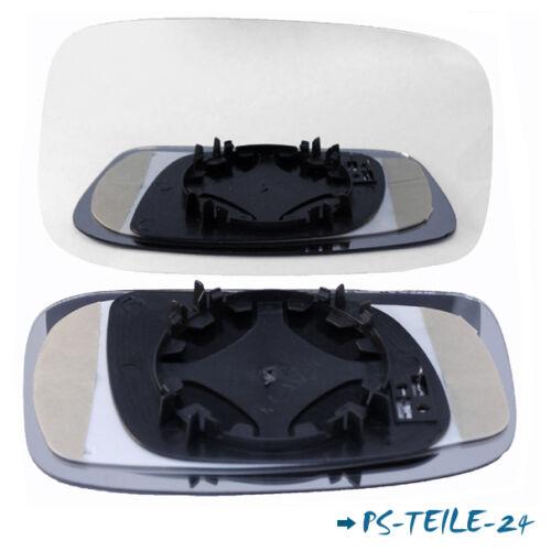 Vidrio pulido para Lancia Phedra 2002-2011 derecha esférico del pasajero