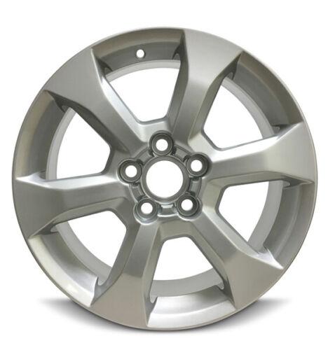 Aro De Roda De Liga De Alumínio 17 Polegadas cabe 2009-2014 Toyota Rav4 Novo 5 Lug 114.3mm