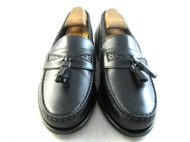 Allen Edmonds  MAXFIELD  MOCASSINS 8.5 D Noir (956)