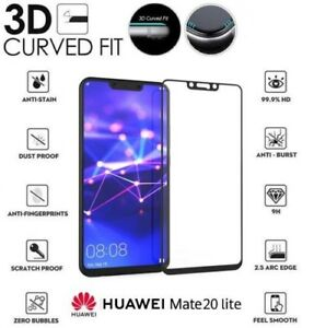 For-Huawei-Mate-20-Lite-Full-3D-Tempered-Glass-9H-Screen-Protector-Cover