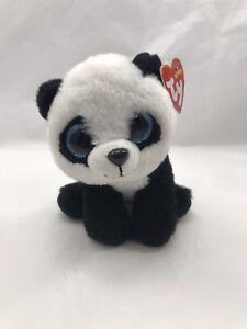 511214e3df9 TY Beanie Ming Panda Bear 7