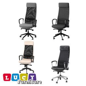 IKEA-Markus-bureau-executif-fauteuil-pivotant-NEUF