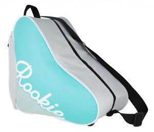 Rookie-Quad-Skate-amp-Roller-Derby-Bag-Blue-Grey