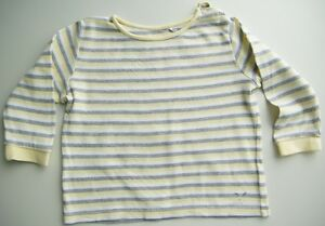 Baby-Langarm-T-Shirt-von-S-OLIVER-Longsleeve-Groesse-80-86-Shirt-100-Baumwolle