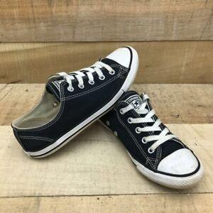 black converse 5.5
