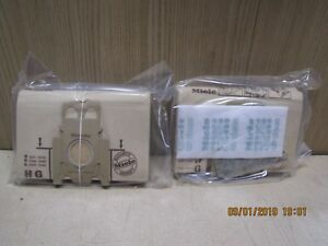5 x Genuine Miele Type H HyClean Vacuum Bags S227 S227I S228 Hoover Bag