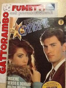 Fotoromanzo-Charme-N-606-Ed-Lancio-Ottimo