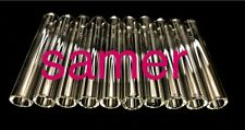 3 Long 10 Piece 12 Mm Pyrex Glass Blowing Tubes 2 Mm Thick Opened Both Sides