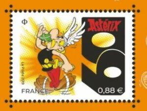France-2019-Asterix-60-ans-MNH-Neuf