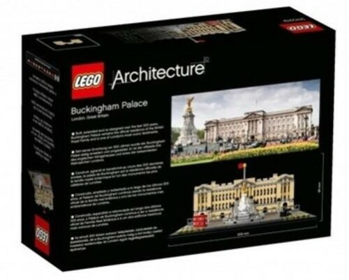 Lego Architecture 21029 Buckingham Palace-Brand New Box Free Fast Delivery