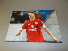 Niko Bungert  DFB  Mainz 05  signiert signed Autogramm auf 20x28 Foto in person