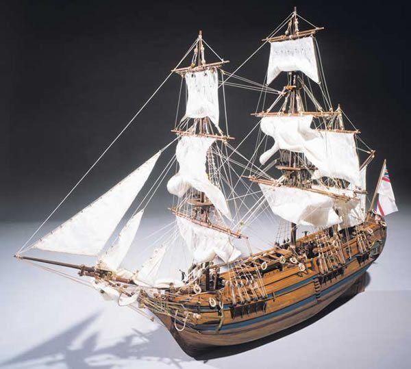 Mantua Sergal HMS Bounty 1787 1 60 (785)