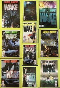 The-Wake-1-10-Complete-Scott-Snyder-Comic-Lot-Run-Set-1st-Print-NM-9-4