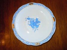 Herend Chinese Bouquet Blue ~ Saucer 734-1-00/AB ~ Excellent Perfect Condition