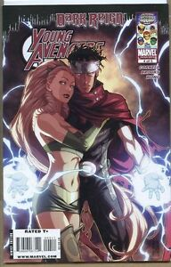 Dark-Reign-Young-Avengers-2009-series-4-very-fine-comic-book