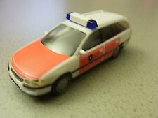 Herpa Opel Omega Caravan FFW Groß Bieberau aus Sammlung  (Pos. 23,18)