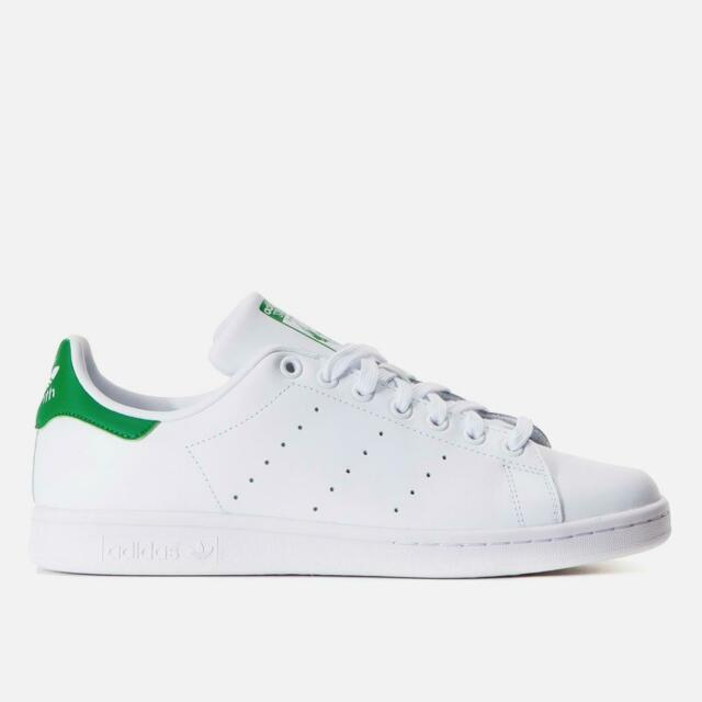 new product fe44f 86818 adidas Originals Stan Smith Shoes Trainers White M20324 WOW US 11 2/3