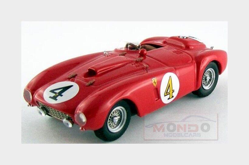 Ferrari 375 Plus 5.0L V12 Spider  4 Winner Le Mans 1954 Art Model 1 43 ART352 Mo