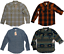 LEVI-039-S-MEN-039-S-LONG-SLEEVE-BUTTON-UP-SHIRT-LEVIS-2-Sizes-S-M-L-XL-XXL thumbnail 1