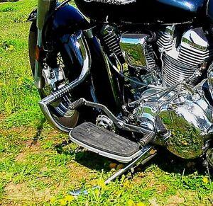 Yamaha Road Star Xv1600 Xvs1600 Edelstahl Motor Schrauben Poliert