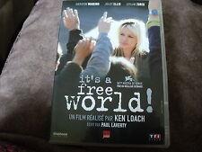 """DVD """"IT'S A FREE WORLD"""" Kierston WAREING, Juliet ELLIS / Ken LOACH"""