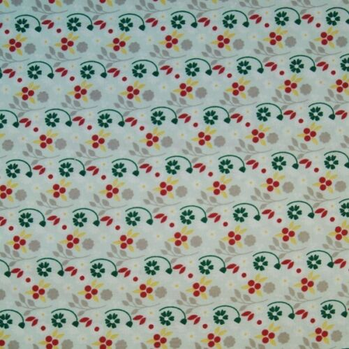 100/% Cotton Fabric By Fabric Freedom Spring Breeze Flowing Flowers