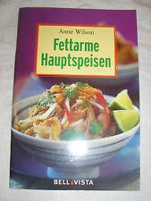 Anne Wilson - fettarme Hauptspeisen  - Buch | gebraucht
