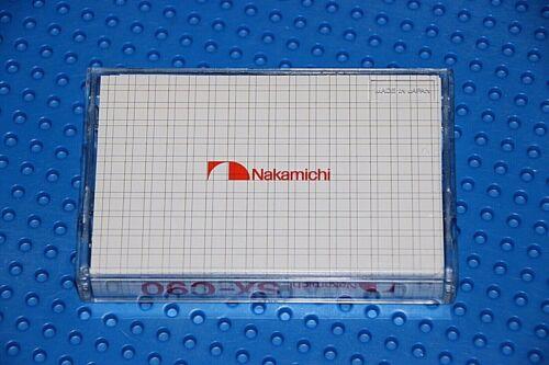 1 II   BLANK CASSETTE TAPE NAKAMICHI   SX    C-90  VS USED