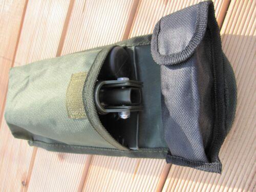 Edelstahl Essbesteck 6 teilig KLAPPSPATEN Pickel  HACKE Schaufel Schüppe