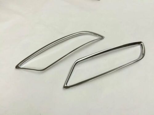 For Ford Kuga//Escape 2013-2018 ABS Chrome Center Dashboard Air Outlet Vent Trim