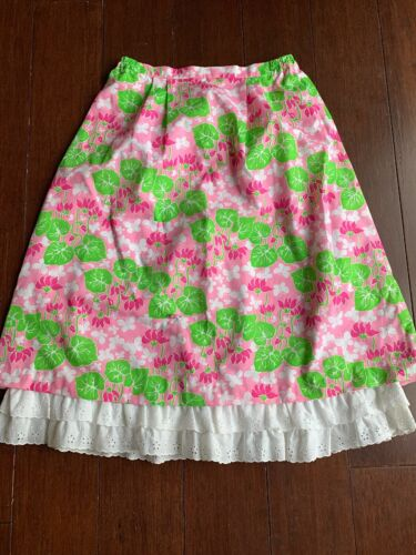 LILLY PULITZER The Lilly Vintage 60s Skirt, Tropic