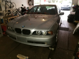 2001 BMW 5 Series m package