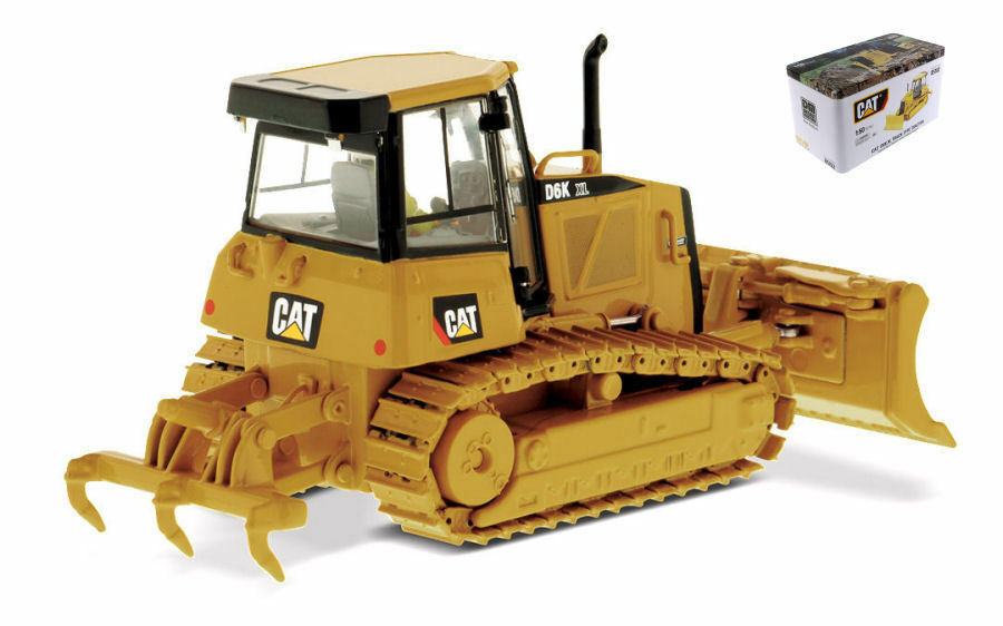 1 50 Cat D6K XL Engineering Diecast Vehicle Model-High Line Series Toys Gifts
