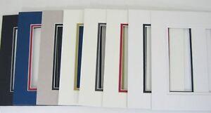 Set-of-20-11x14-Whitecore-Double-Mat-for-8x10-Photo