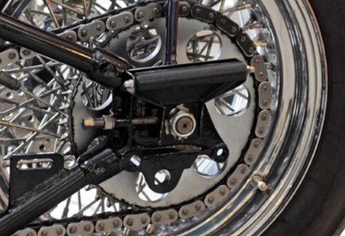 Abstandsrolle 25mm Achse Harley Dyna Low Rider Satteltaschen Rolle 2017 Buffalo