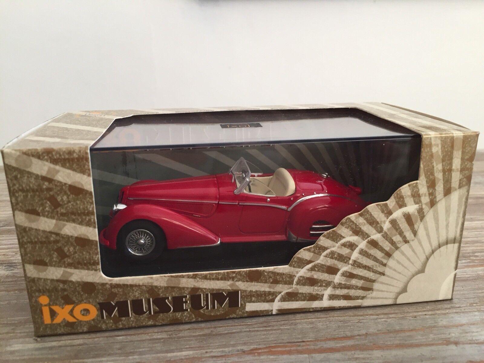 IXO Museum MUS002 - Alfa Romeo 8C 2900B (1938) - Red - 1 43