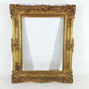 74 X 59 Cm Tableau Cadre Photo Cadre Ancien Miroir Antique Photo Cadre Or Laissons Nos Produits Aller Au Monde
