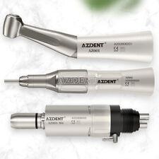 Usps Azdent Dental Low Speed Straightcontra Angle Handpieceair Motor 24 Holes