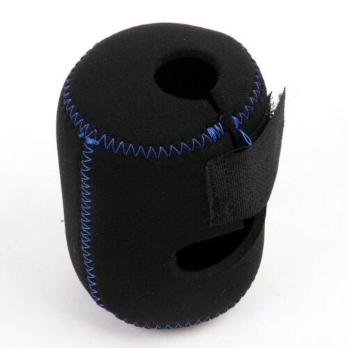 Spinning Fishing Reel Storage Bag Pouch Baitcaster Wheel Gear Protect Cover Z