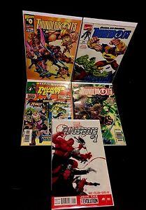 THUNDERBOLTS-1-Prelude-HULK-449-1st-Appearance-Reprint-Variant-Marvel-Comic-Lot
