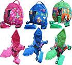 Baby Toddler Kid Keeper Safety Harness Backpack Walker Strap Rein Belt Leash Bag