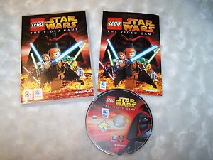 2005-LEGO-STAR-WARS-The-Video-Game-MAC-Edition-Aspyr-NEW-Condition-MINT-Nice