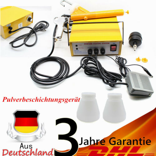 Pulverbeschichtungsgerät Pulverbeschichten PC03-5 16awg Spray Gun 0.03 Amps