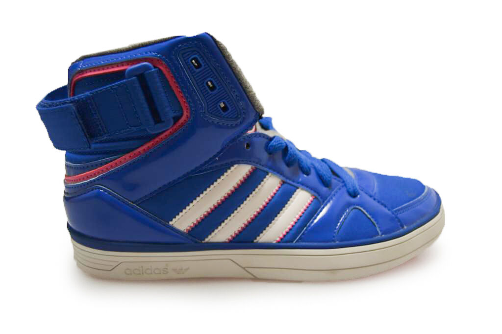 Womens Bdidas Space Diver W - Q21306 - Blue Pink White Trainers