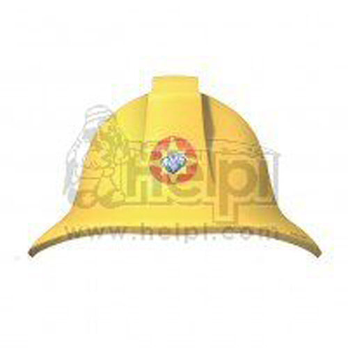 Feuerwehrmann Sam Partypapphüte Papphüte Hüte 6 Stück pro Packung